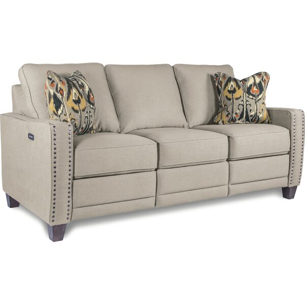 La Z Boy Duo Sofa Wayfair