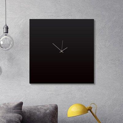 Metal Square Wall Clocks You Ll Love Wayfair
