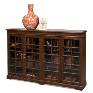 Sengul 43 H x 67 W Solid Wood Standard Bookcase by Red Barrel Studio