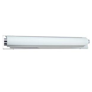 Read Reviews Damaris 1-Light LED Bath Bar By Latitude Run