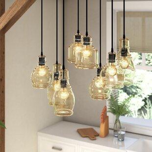 cluster pendant lighting. Manon 8-Light Cluster Pendant Cluster Pendant Lighting A
