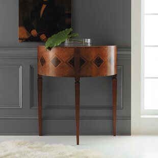 Console Table with Inlay