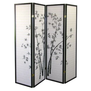 Winhurst 4 Panel Room Divider by Bloomsbury Market