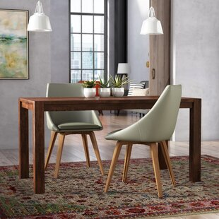 Courson Dining Table Ivy Bronx