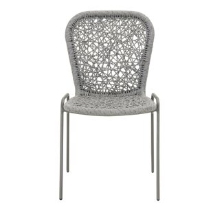 Lowther Upholstered Dining Chair (Set of 4) Latitude Run