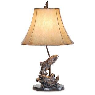 Emery Fish 25 Table Lamp