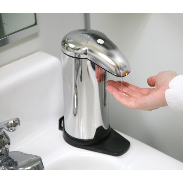 Itouchless Automatic Sensor Commercial Soap Dispenser U0026 Reviews | Wayfair