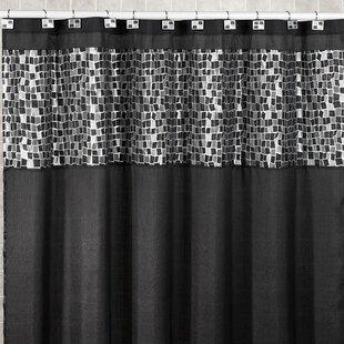 Mosaic Stone Single Shower Curtain