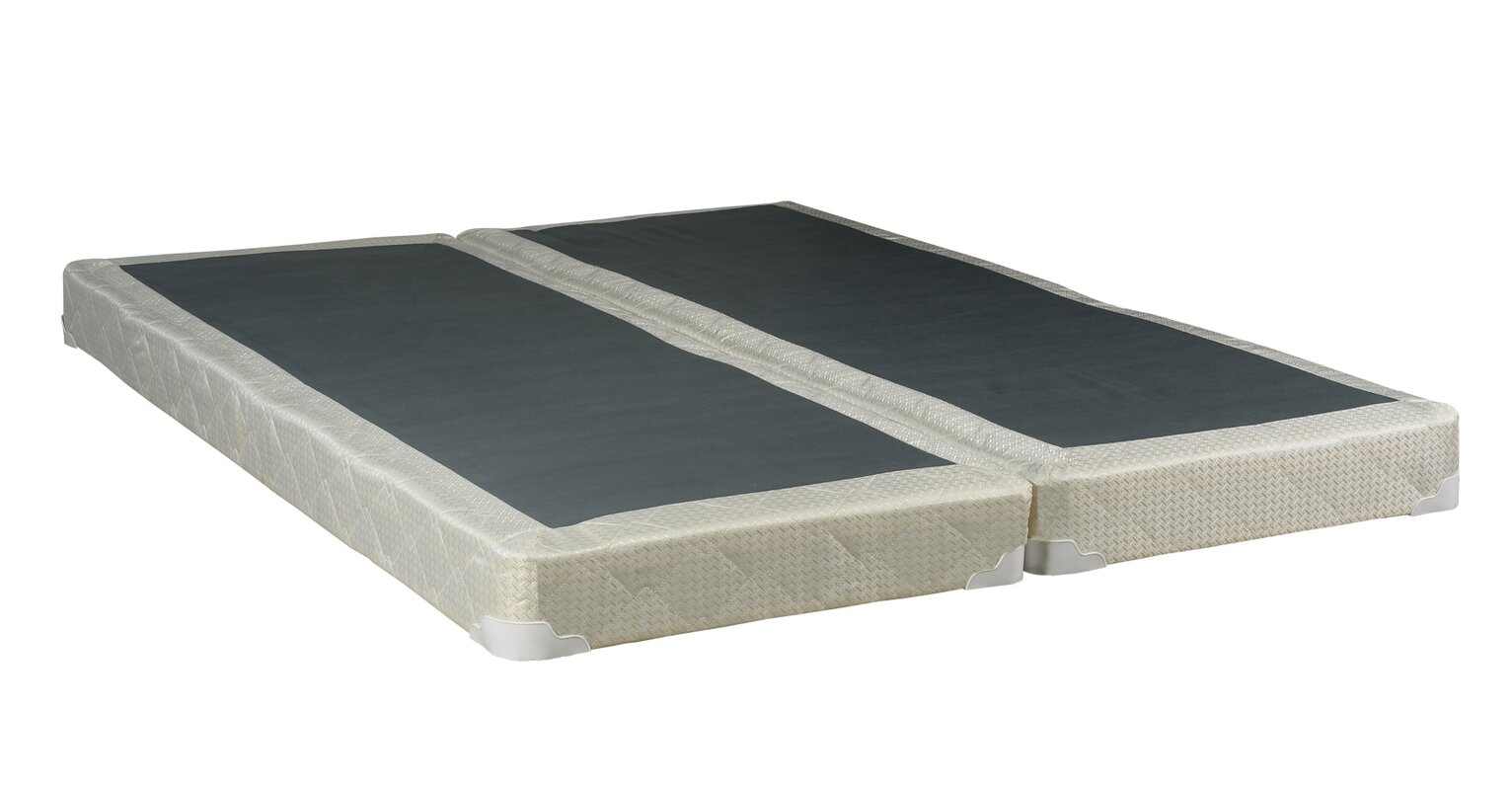 default_name - Spinal Solution Hollywood Low Profile Split Queen Size Box Spring