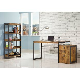 Natarajan 3 Piece Desk Office Suite (Set of 3)