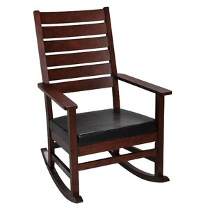 Mission Kids Rocking Chair by Gift Mark