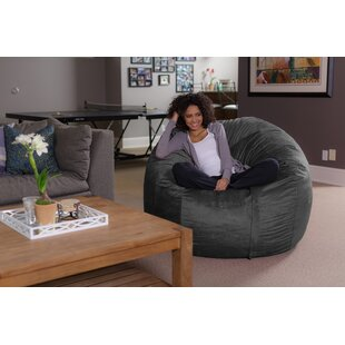 efe534b98d Grey Bean Bag Chairs You ll Love