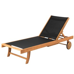 Sanur Sun Reclining Chaise Lounge