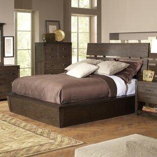 Beartree Slat Panel Bed by Trent Austin Design