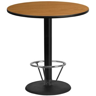Basinger Laminate Dining Table by Ebern Designs Today Sale Only