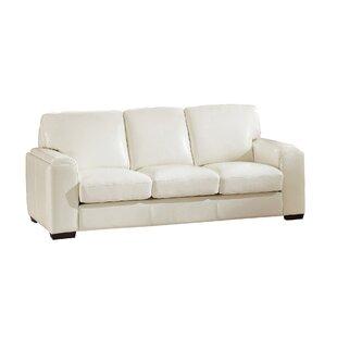 Hadley Craft Leather Sofa