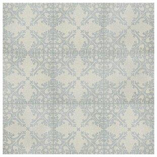Parma Molise 11.5 inch  x 11.5 inch  Porcelain Field Tile