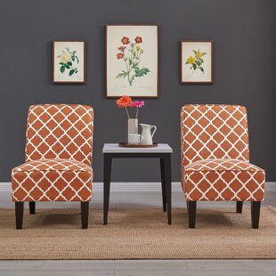 Ferebee Slipper Chair (Set of 2) ByCharlton Home