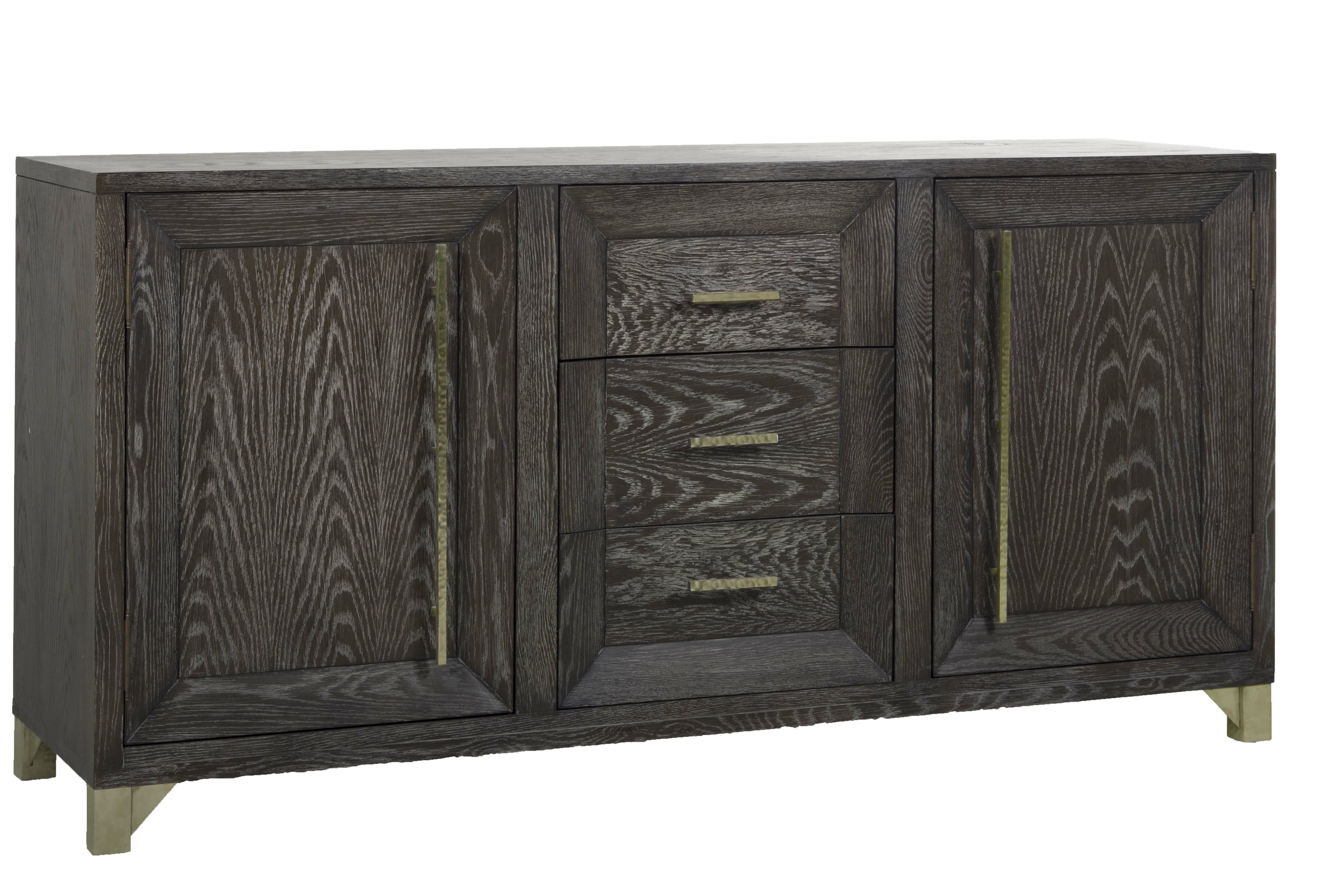 Gabby harrison 3 drawer accent cabinet wayfair
