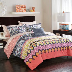 Toccoa Reversible Comforter Set