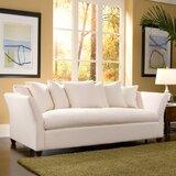 Southwick Cotton 96 Flared Arm Sofa by Winston Porter