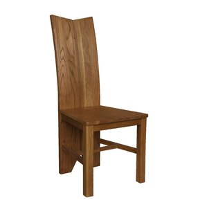 Alicia Solid Wood Dining Chair (Set of 2)..