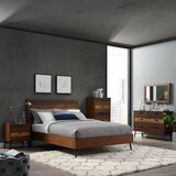 Borman Queen Platform 5 Piece Bedroom Set by World Menagerie