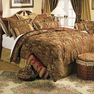The Pillow Collection Benigna Paisley Bedding Sham Brown King//20 x 36