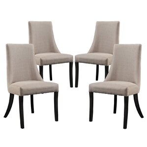 Reverie Side Chair (Set of 4) by Modway