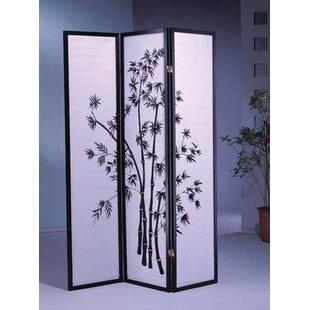 Reviews Shoji 3 Panel Room Divider ByWildon Home ®