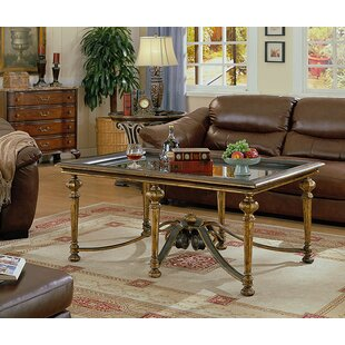 Sorrento Coffee Table by Eastern Legends Great Reviews