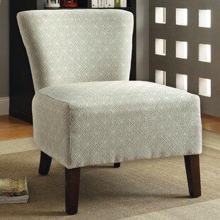 Menara Slipper Chair by Hokku Designs