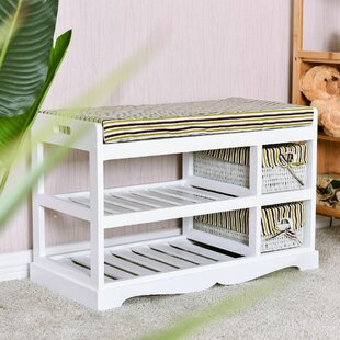 Great choice Entryway Shoe Storage Bench By Winston Porter