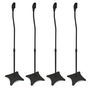 Adjustable Height Speaker Stand Set of 4