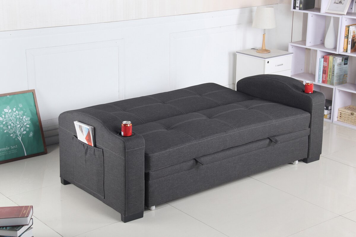 Big Save 38 Off Leyna Sleeper Sofa By Latitude Run