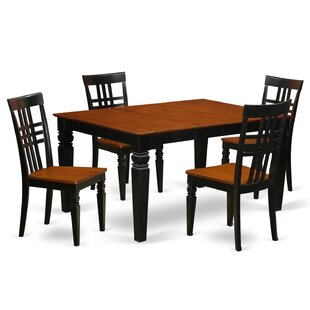Beeson 5 Piece Dining Set DarHome Co