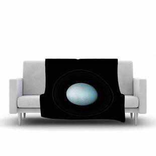 Alias Uranus Fleece Blanket ByEast Urban Home