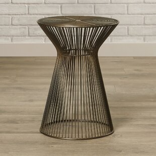 Great Price Roebuck End Table by Willa Arlo Interiors