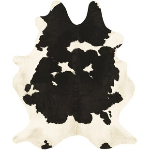 Bargain Canyonlands Ivory/Black Novelty Rug By Loon Peak
