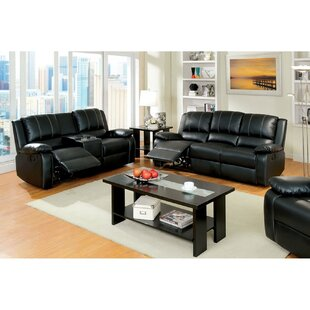 Gaffey 2 Piece Reclining Living Room Set by Williams Import Co.