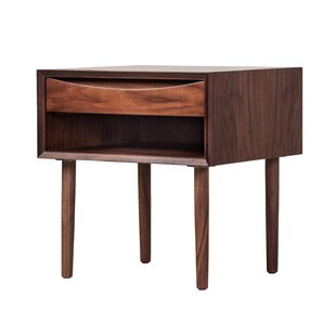 Compare prices Weiss 1 Drawer Nightstand by Corrigan Studio