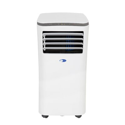 10000 BTU Cooling Portable Air Conditioner with Remote Whynter