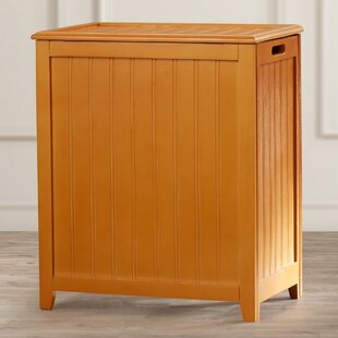 Check Prices Cabinet Laundry Hamper ByBeachcrest Home
