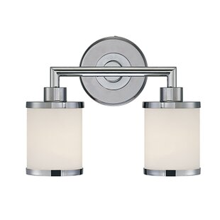Reviews 2-Light Vanity Light By Millennium Lighting