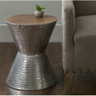 Adassil End Table by World Menagerie