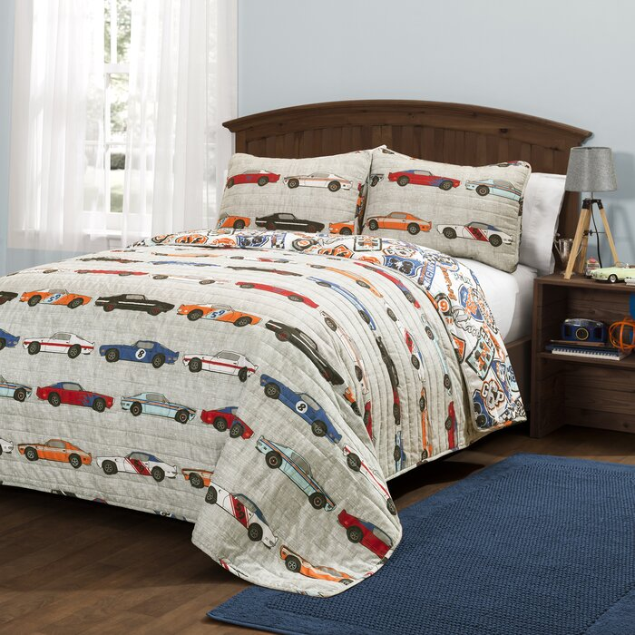 Weisberg Reversible Quilt Set