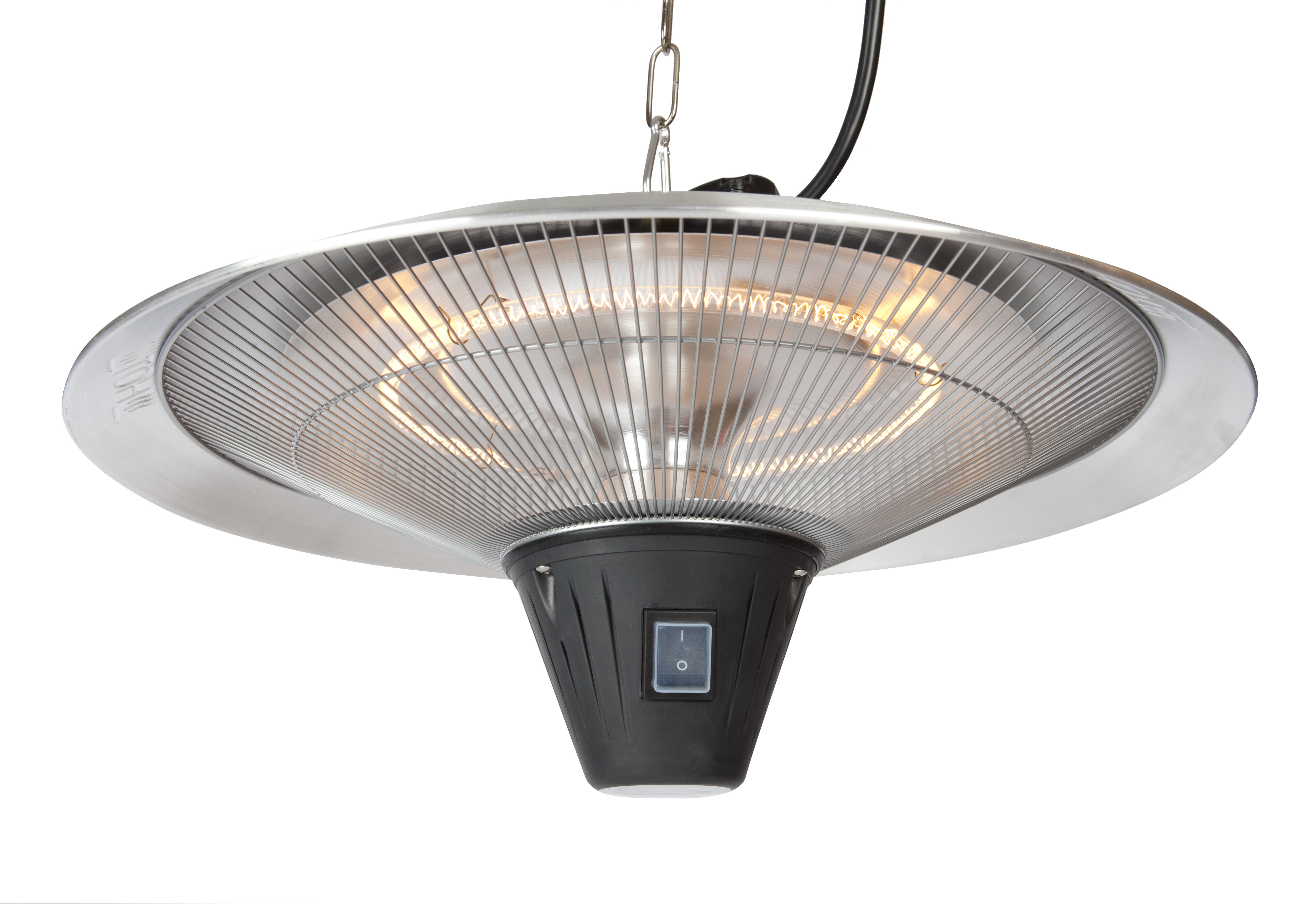 4100 Btu Electric Hanging Patio Heater