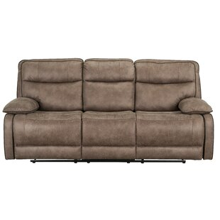 Top Maitland Reclining Sofa by Winston Porter Reviews (2019) & Buyer's Guide