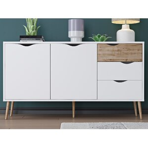 Zephyr 5 Drawer Sideboard by Langley Street