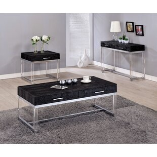 Reviews Maxwell 2 Piece Coffee Table Set By Mercer41